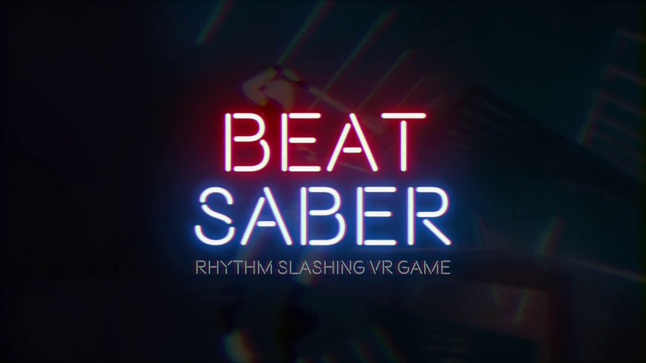 beat saber - alpha version teaser