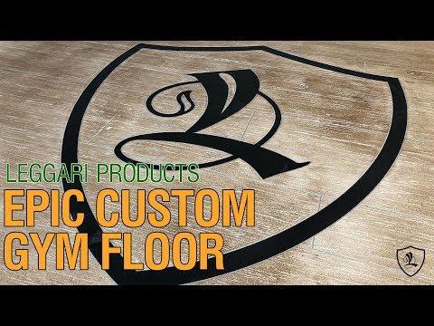 Floor Transformation Using Concrete Overlay