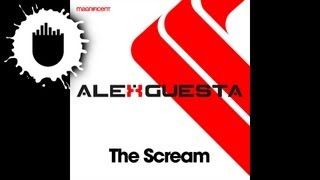 Alex Guesta - The Scream (Cover Art)