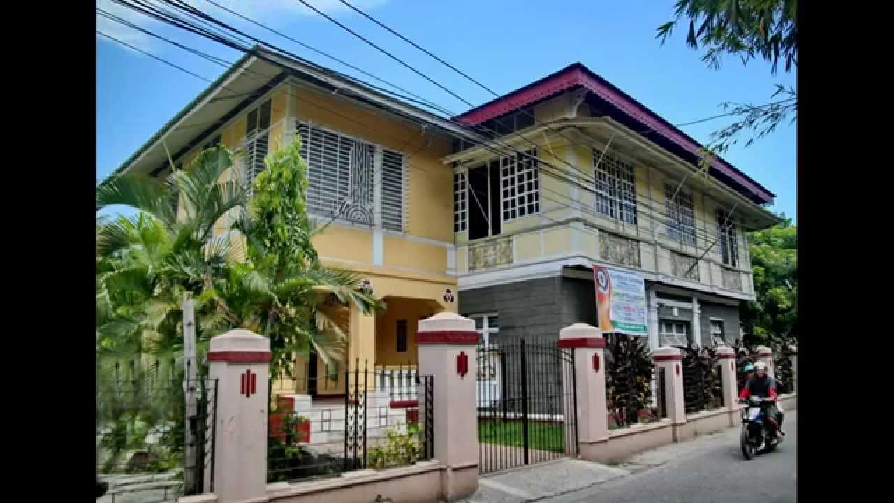 Ancestral houses in the philippines youtube for New model houses in the philippines