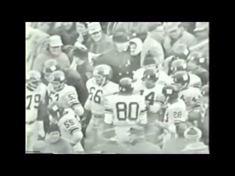 Giants v Packers 1961