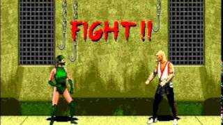 Mortal Kombat 2: Unlimited (Baraka Vs Jade)