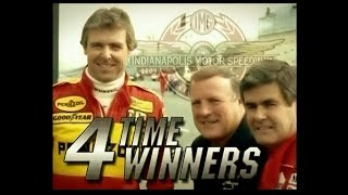 4 -Time Winners: The Indianapolis 500 (Versus TV Special)