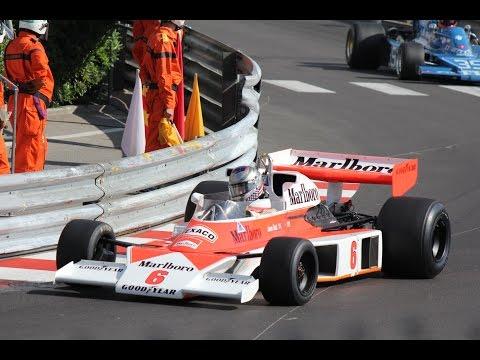 『Legendary(1973-76) F1 Pure Sounds!』Monaco Historic Grand Prix 2016