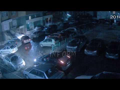 Задержание инспекторами ДПС пьяного водителя на Восходе, 21 в Сургуте