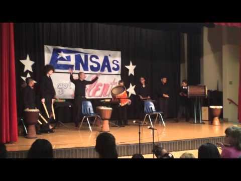 DRUM Percussion Studio @ ENSA