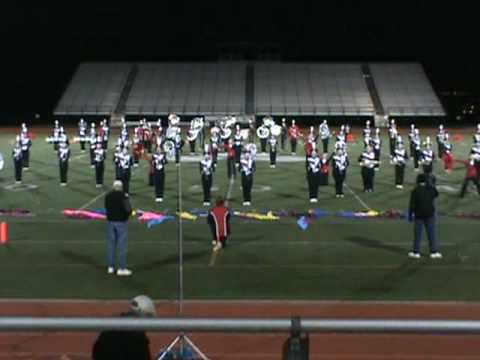 Fairfield Union High School  marching band at state finals 2009