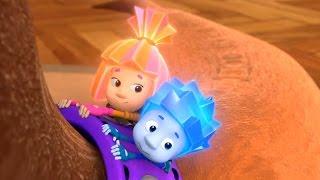 Фиксики - Фонарик | Познавательные мультики для детей