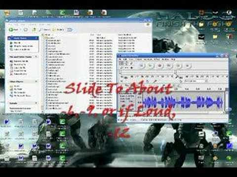 how to make mp3 on audacity