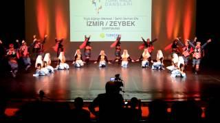 7. ATHDY - Sehit Serhat Efe Halk Oyunlari Izmir Yöresi (2013)