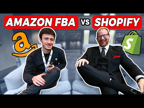 How He Built An Amazon FBA Business Into A Real Brand - with Steven Black