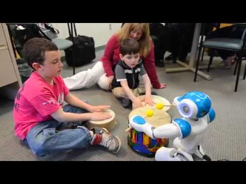 Robots Help Autistic Kids Learn Communicate