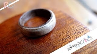 A Mother's Day Gift - Making A Wooden Ring