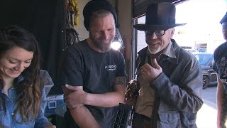 Shooting a MythBusters Scene