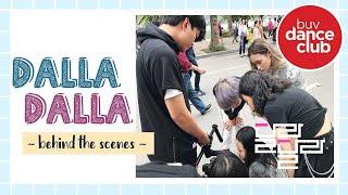 [KPOP IN PUBLIC CHALLENGE] ITZY (있지) - DALLA DALLA (달라달라) - Dance Cover Behind The Scenes