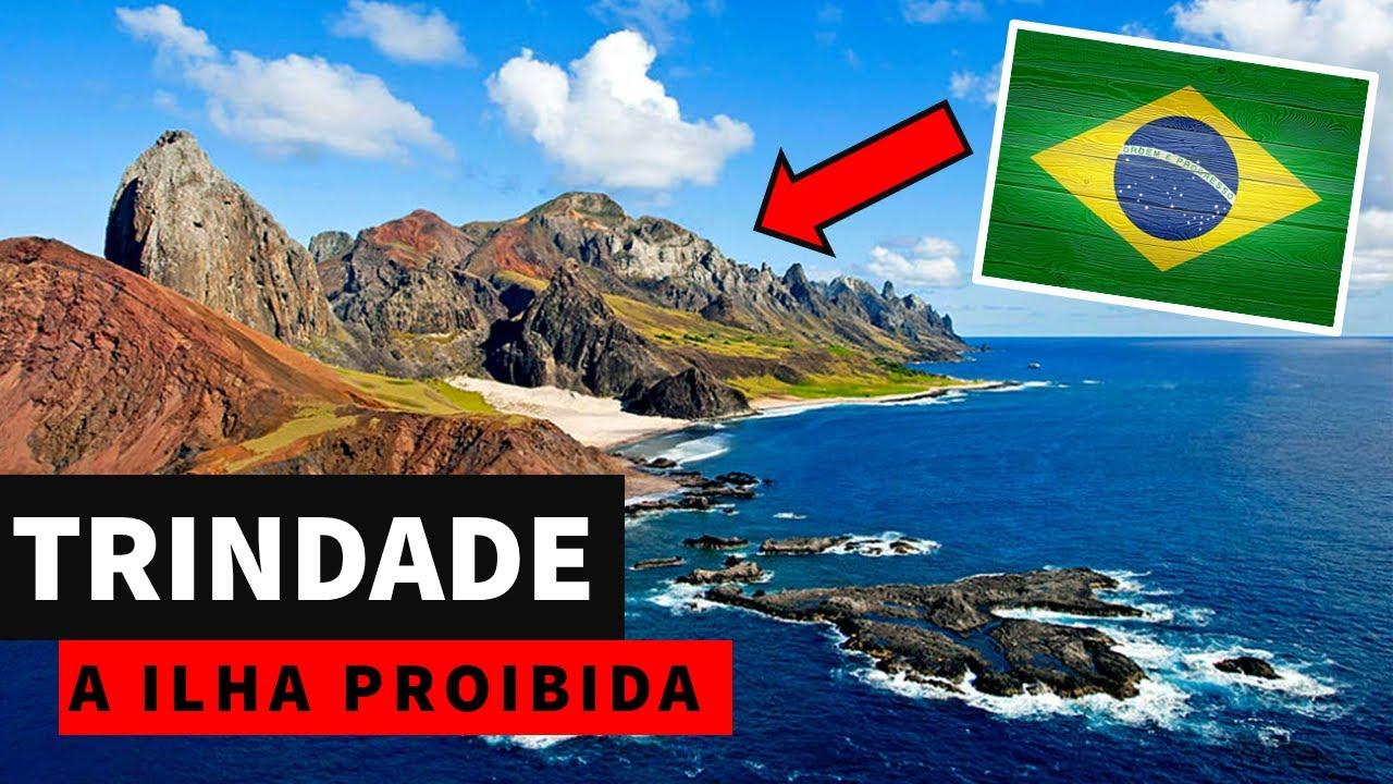 AS 5 ILHAS OCEÂNICAS DO BRASIL