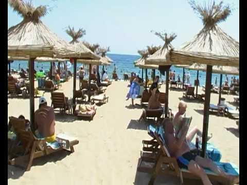 Пляж Золотые Пески, Болгария 2009