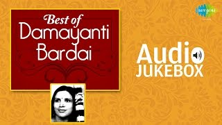 Best of Damayanti Bardai | Popular Gujarati Songs | Audio Jukebox