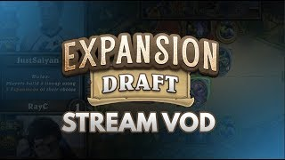 HEARTHSTONE EXPANSION DRAFT TOURNAMENT – Tempo Storm
