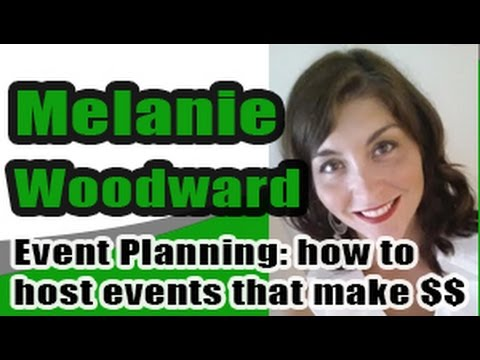 Melanie Woodward- How To Use Event Marketing to Grow Your Business | #SBSS