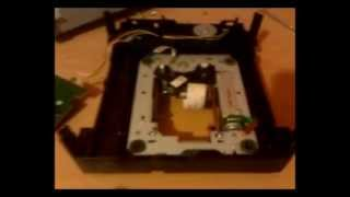 DG16D2S Xbox 360 DVD Drive Repair(No Solder/No Flash) EASIEST!(This video is to show how to repair your xbox 360 dvd drive without having to solder and without having to flash the key from the original drive to a new one., 2012-03-09T01:08:59.000Z)