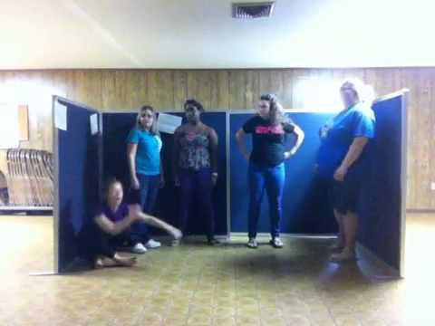 Improv Elevator Drama