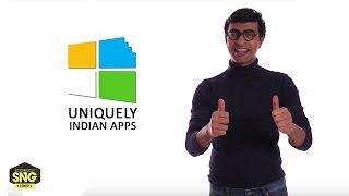 SnG: Uniquely Indian Apps   Part 1 thumbnail