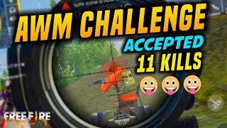 AWM Challenge Accepted with