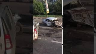 ДТП на улице Чернышевского