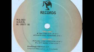 VIBEMAN - THE VIBE EP ( A1 )  1995 KING RECORDS REF MD 0031