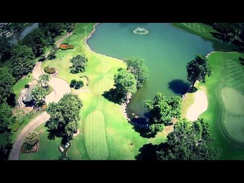 Thailand Golf Courses , Alpine Golf Club.
