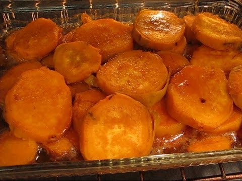 how to make thanksgiving yams