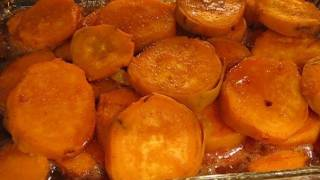 Betty's Candied Sweet Potatoes (yams)