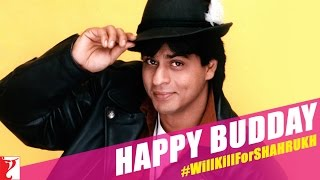 """Happy budday sir! 