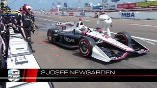 2019 NTT IndyCar Series: St. Pete Race Highlights