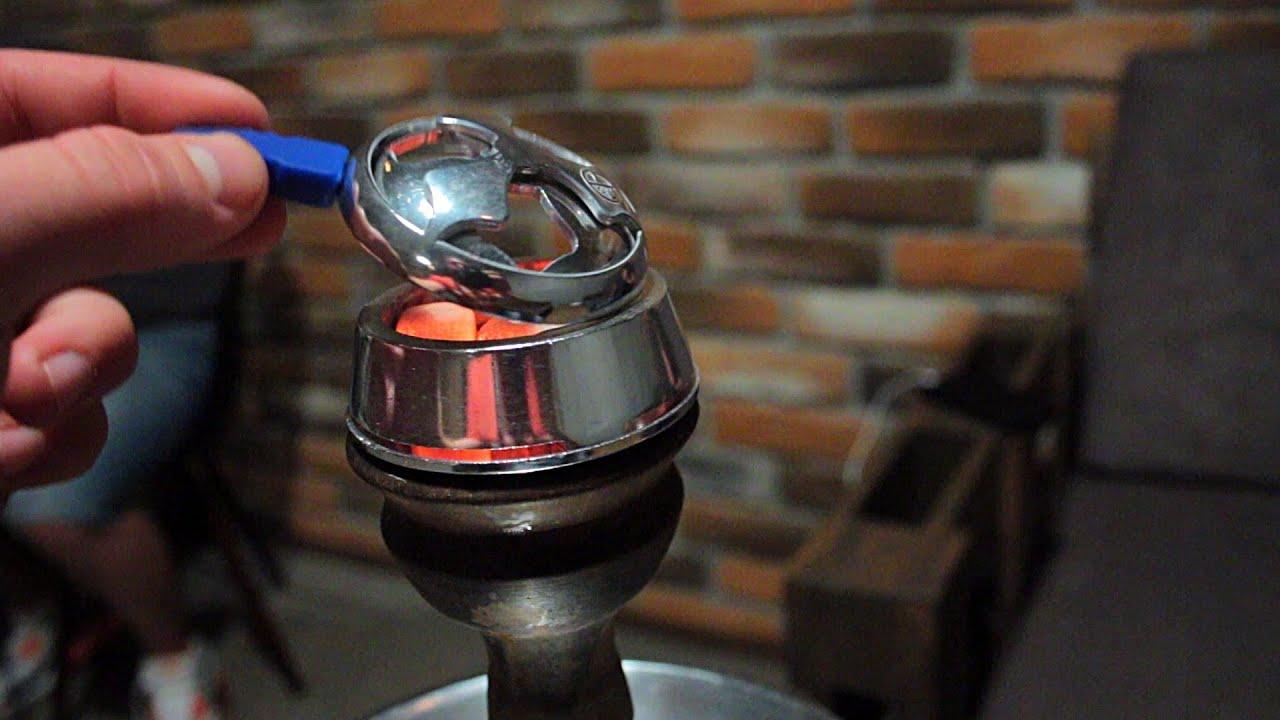 Раскуриваем кальян Amy Deluxe 640 - обзор курительных .