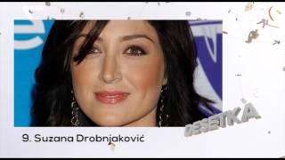 Desetka -  Najbolje udate srpkinje - Cela Emisija Em 57 - (TV Grand 12.03.2016.)