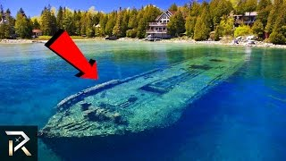 10 Mysterious Abandoned Ships That Can't Be Explained