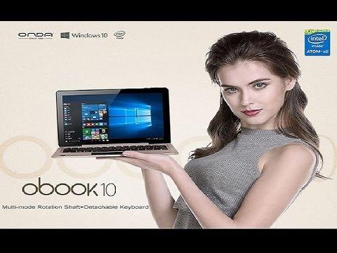 Volete un tablet potente che costa poco? [Onda OBook10 Ultrabook Tablet PC ]
