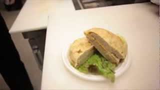 Broccoli Knish From Mort's New York Style Delicatessen