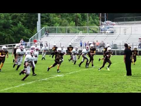 1) Bluefield Middle School vs Mt View Middle School