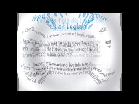 EU Law: Indirect Effect in 5mins