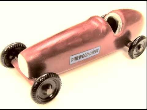 Pinewood Derby Cool Vintage Cars YouTube - Cool cars vintage