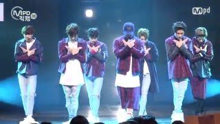 [fancam/mpd직캠] 160331 ch.mpd got7 - fly / full ver. mnet mcountdown live stage!! you can watch this video only on www./mnetmpd