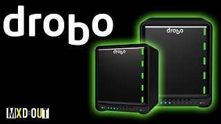 Drobo 5N NAS Station Review