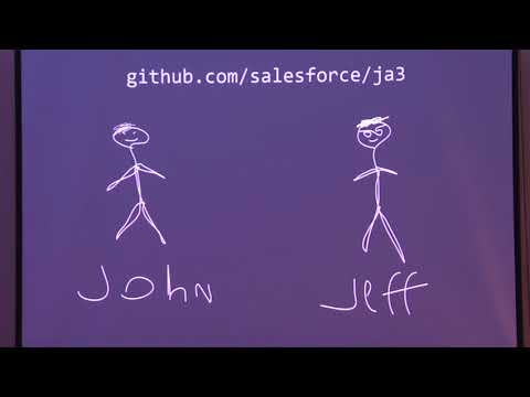 Profiling And Detecting All Things SSL With JA3 - John Althouse and Jeff Atkinson