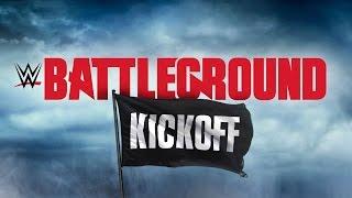 Battleground Kickoff: July 24, 2016