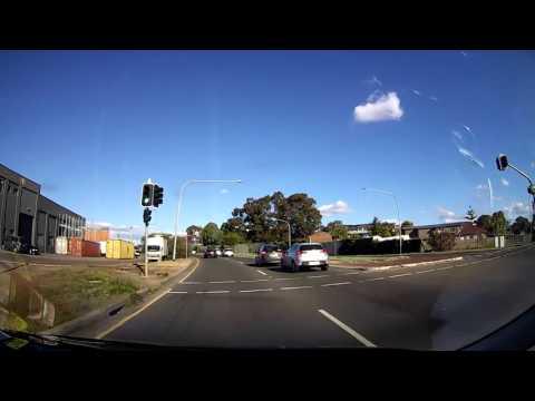 #HDdashcam Western Sydney Road Rage in 1080p    Dashcam Workshop