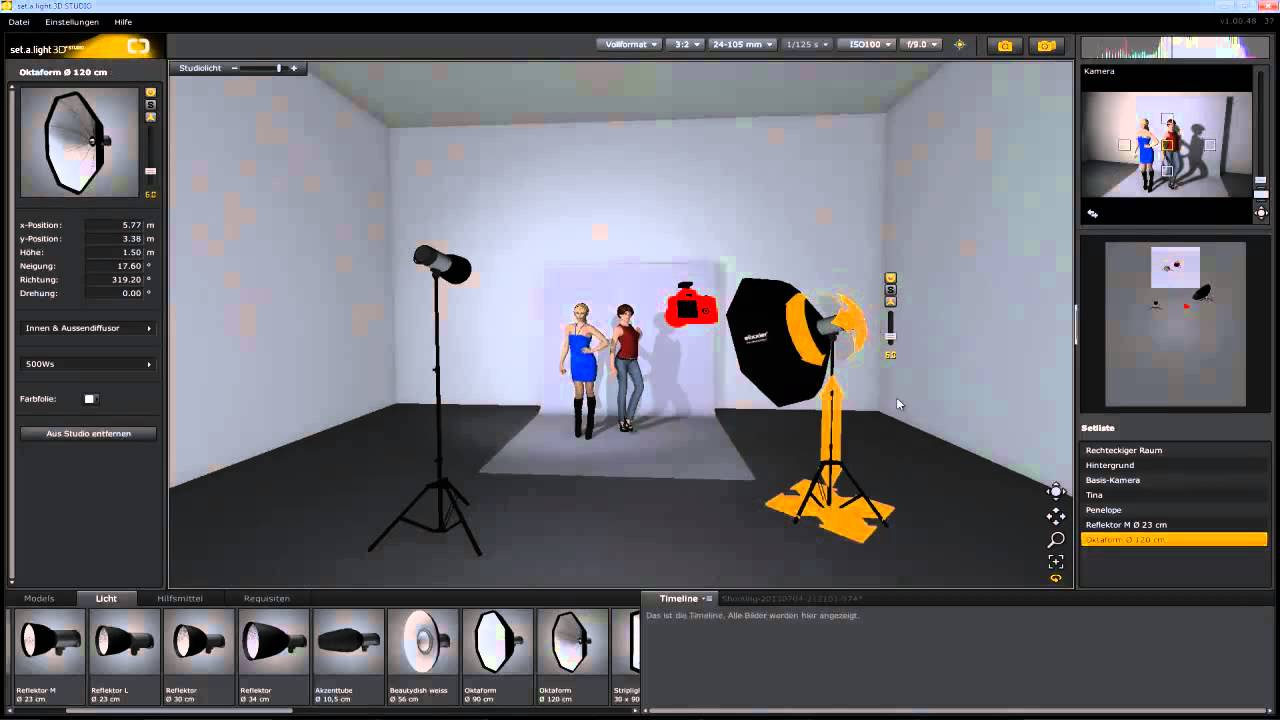 Getting Started with set.a.light 3D STUDIO | English - YouTube