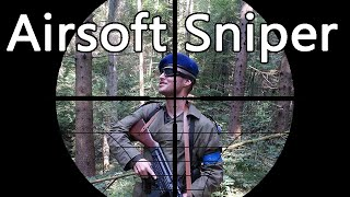 Airsoft Sniper Gameplay - Operation Beercan II - Part 1
